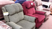 Rocker Recliner - NEW