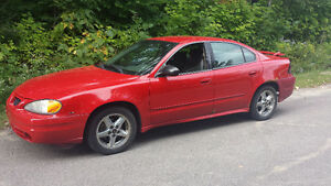 2005 Pontiac Grand Am Berline