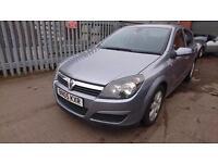 2005 / 05 Vauxhall Astra 1.6 I 16v Breeze 5 Door Full MOT+Warranty+AA Cover