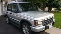 2003 Land Rover Discovery HSE 7 seater leather sunroof $2900