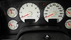 2005 Dodge 1500 SLT 4x4 Quad-cab 6spd