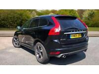 2013 Volvo XC60 D5 AWD R-Design Nav Auto with Automatic Diesel Estate