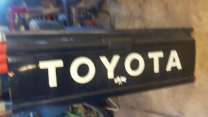 1985 Toyota Tailgate