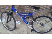 """26"""" mountain bike in good condition! £30 only!!!"""
