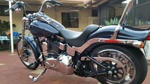 Harley Davidson  2008 Softail Custom 1584cc  top condition Dianella Stirling Area Preview