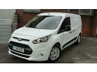 2016 Ford Transit Connect 1.6TDCi L2 Trend CREW VAN + 6 DOORS WITH AIR CON