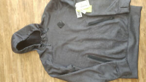 Mens Medium Burton Dryride thermex hoodie. NEW with tags