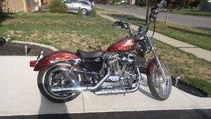 2013 Harley Davidson Sportster 1200 72 Model