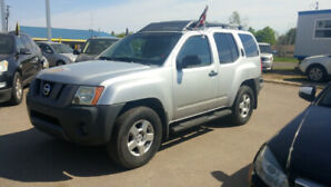 2008 Nissan Xterra 4x4 automatic clean new tires and inspected