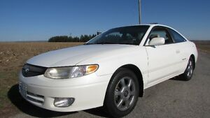 Mint Condition! Low Mileage 2001 Toyota Solara SLE V6
