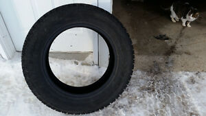 Arctic Claw 245/60R 18 Snow Tires Stratford Kitchener Area image 2
