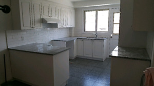 5 1/2 Newly Renovated St-Leonard Apartment for Rent