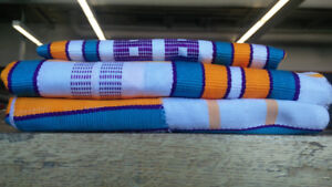 Beautiful, Authentic Handwoven Kente Cloth!