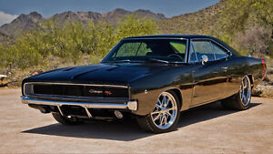 Looking for 1968-1974 Dodge Charger or Challenger