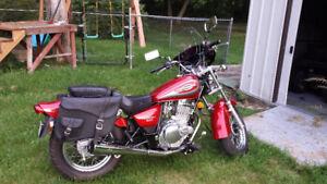 2000 Suzuki Marauder 250cc