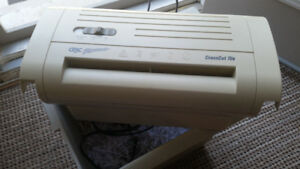 Home Office Shredder - GBC 75X Cross Cut Shredder
