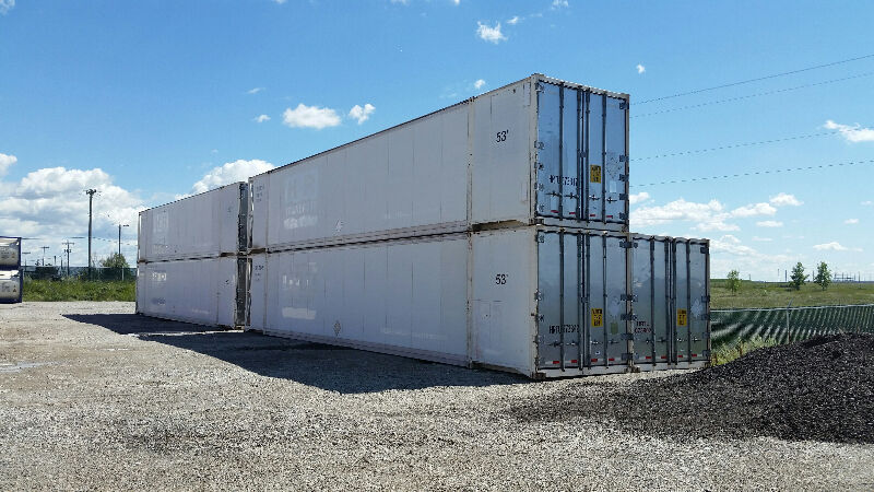 Edmonton Area Cars For Sale Buy Used Autos Kijiji Html: 53 Foot Insulated Aluminium Seacan Storage Containers
