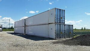 53 foot insulated aluminium seacan storage containers