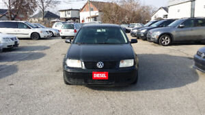 2002 Volkswagen Jetta TDI 5SPD! CERTIFIED! New timing belt kit!!
