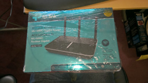 New TP-Link AC2300 Wifi Router ( Archer C2300 )
