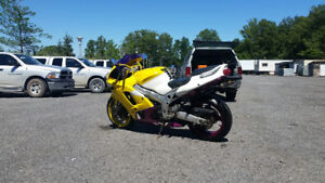 1997 ZX9R Streetfighter Project