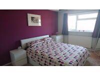 Double room bedroom (lodger / live-in landlady) in Brackla, Bridgend