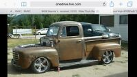 Wanted: 1948 - 1952 F-1 F47 pickup truck