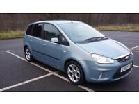 FORD C MAX 2008 AUTOMATIC FULL SERVICE HISTORY