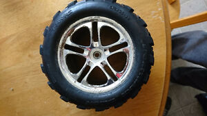 Used Revo rims and tires