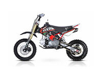 DEMON X DXR125 PIT BIKE MOTO CROSS OFF ROAD MONKEY BIKE STUNT