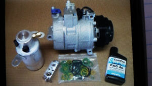 air conditioning compressor kit brand new