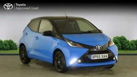 image for 2016 Toyota AYGO HATCHBACK SPECIAL EDITIONS 1.0 VVT-i X-Cite 2 5dr x-shift Auto