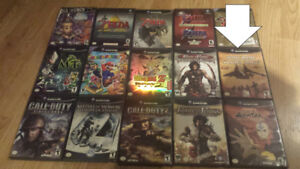 Nintendo Gamecube Games for Sale!