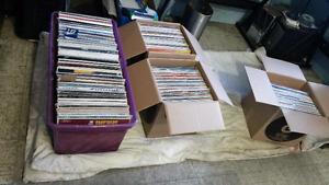Record Sale!! Around 12-1500 Mostly Rock w/ R&B, Jazz * From 8-1