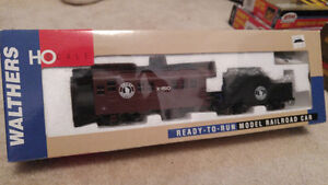 Walthers HO Scale Great Northern Rotary Snow Plow Train