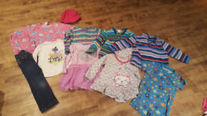 Girls 2t clothes fall/winter