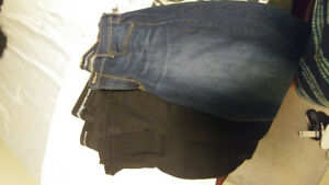 BRAND NEW LADIES TALL OLD NAVY JEANS