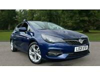 2021 Vauxhall Astra 1.2 Turbo SRi (s/s) 5dr Hatchback Petrol Manual