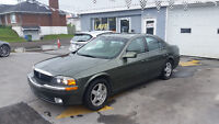 2000 Lincoln LS Berline