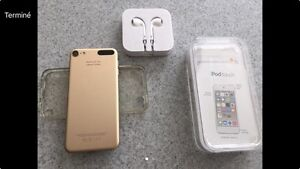 Ipod touch 6gen comme neuf 16gb