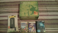 Microsoft XBOX 360 with 2 JPRG games, extra controller, 20GB HDD