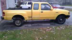 1996 ford pick up 4by4 usa truck