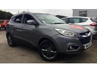 2014 Hyundai IX35 1.7 CRDi SE 5dr 2WD Manual Diesel Estate