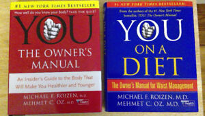 DR. OZ's #1 NEW YORK TIMES BESTSELLERS