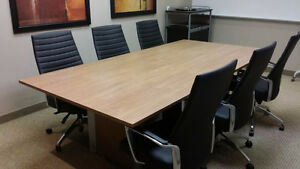 ***OUR FULLY FURNISHED MODERN OFFICES READY FOR YOU*** Yellowknife Northwest Territories image 3