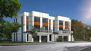 Brand-New Townhomes Coming to Crescent Heights