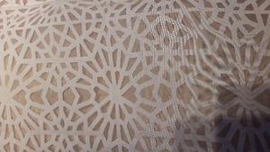 Joli rideau de douche en tissu - Pretty fabric shower curtain