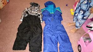 18 month snowsuits