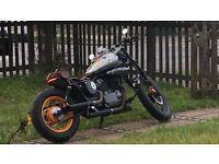 Suzuki 125cc Leaner Legal Harley Davidson, Honda, Yamaha, Kawasaki