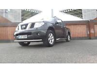 2008 Nissan Navara DCab Pickup Long Way Down 2.5dCi 169 4WD with full history...